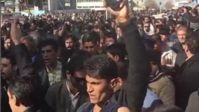 США осудили аресты участников протестов вИране