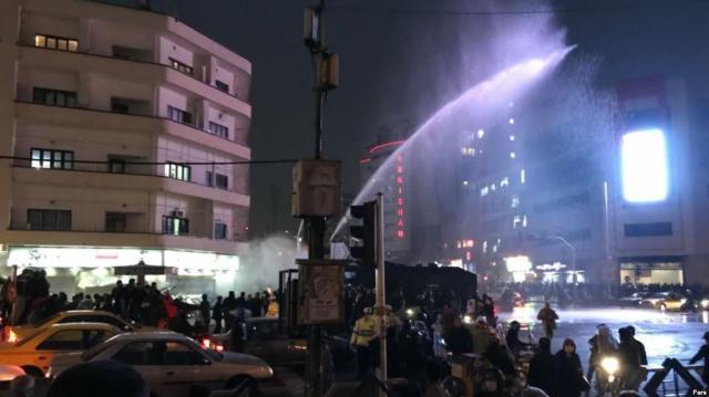 Протести в Ірані: кількість загиблих зросла до10 осіб