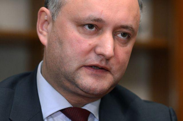 Суд вМолдавии позволил назначить руководителя внешнеполитического ведомства вобход президента