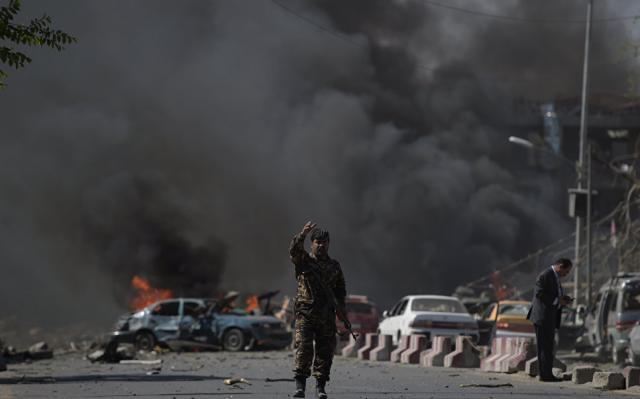 Неменее 20 человек стали жертвами теракта вКабуле
