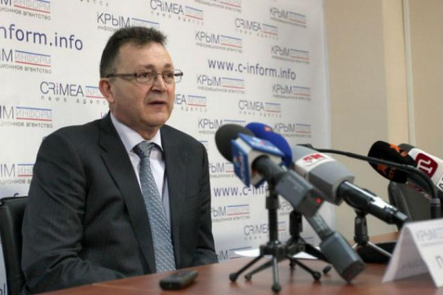 Уэкс-министра здравоохранения Крыма при обыске вКиеве изъяли русский паспорт
