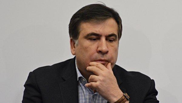 Приговоренного ктрем годам тюрьмы вГрузии Саакашвили ожидают вСБУ