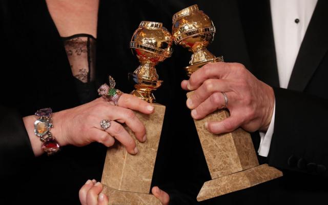 ВЛос-Анджелесе началась 75-я церемония вручения премии «Золотой глобус»