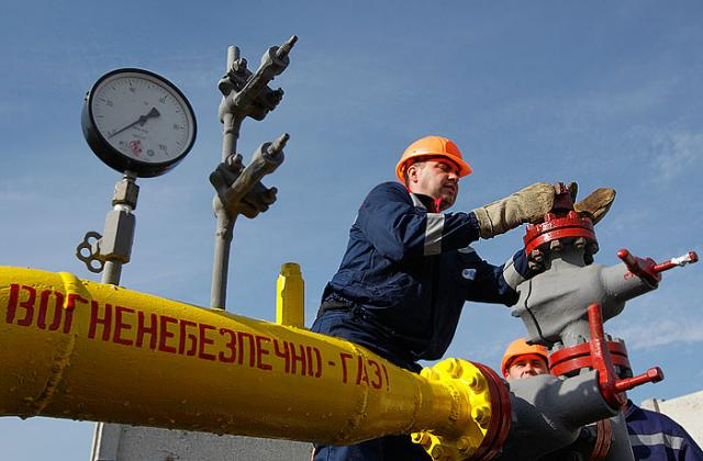 «Газпром» недаст Украине закупать реверсный газ уПольши