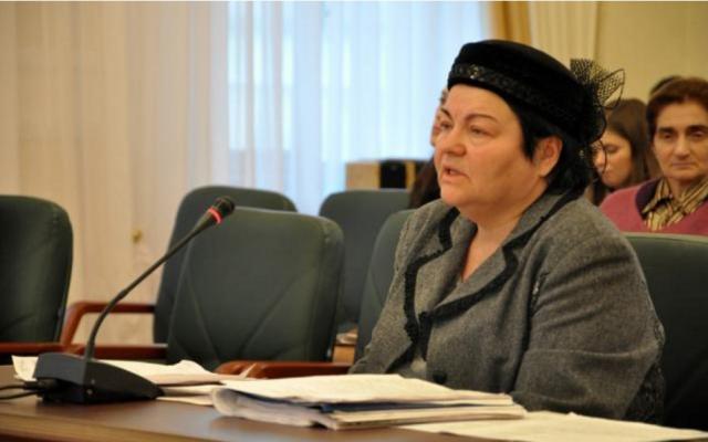 Экс-судья Наталья Овчаренко. Фото: Новости и сообщения