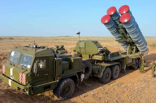 Росія розгорнула вКриму щеодин дивізіон зенітно-ракетних комплексів С-400