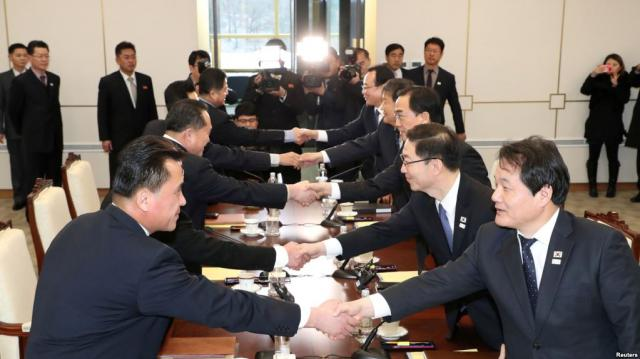 Сеул і Пхеньян обговорять приїзд артистів КНДР на Олімпіаду