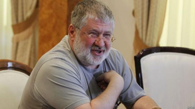 Коломойський назвав «маячнею» результати розслідування Kroll про махінації в«ПриватБанку» донаціоналізації