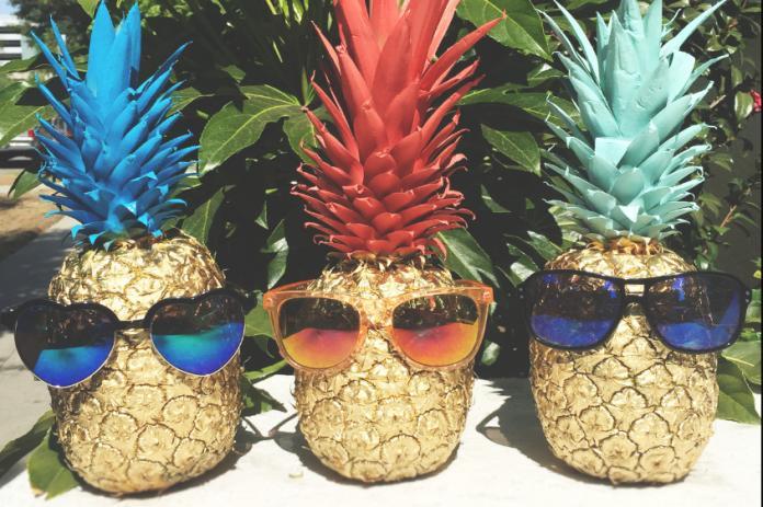 Смешные фото ананасов