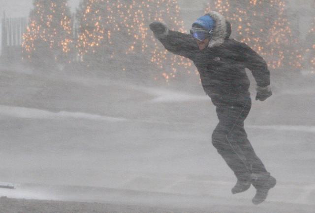 Мощнейший  циклон  вевропейских странах : размещены  фото ивидео последствий