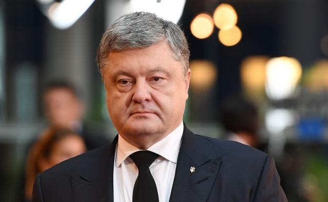 Президент Украины Петр Порошенко. Фото: Global Look Press
